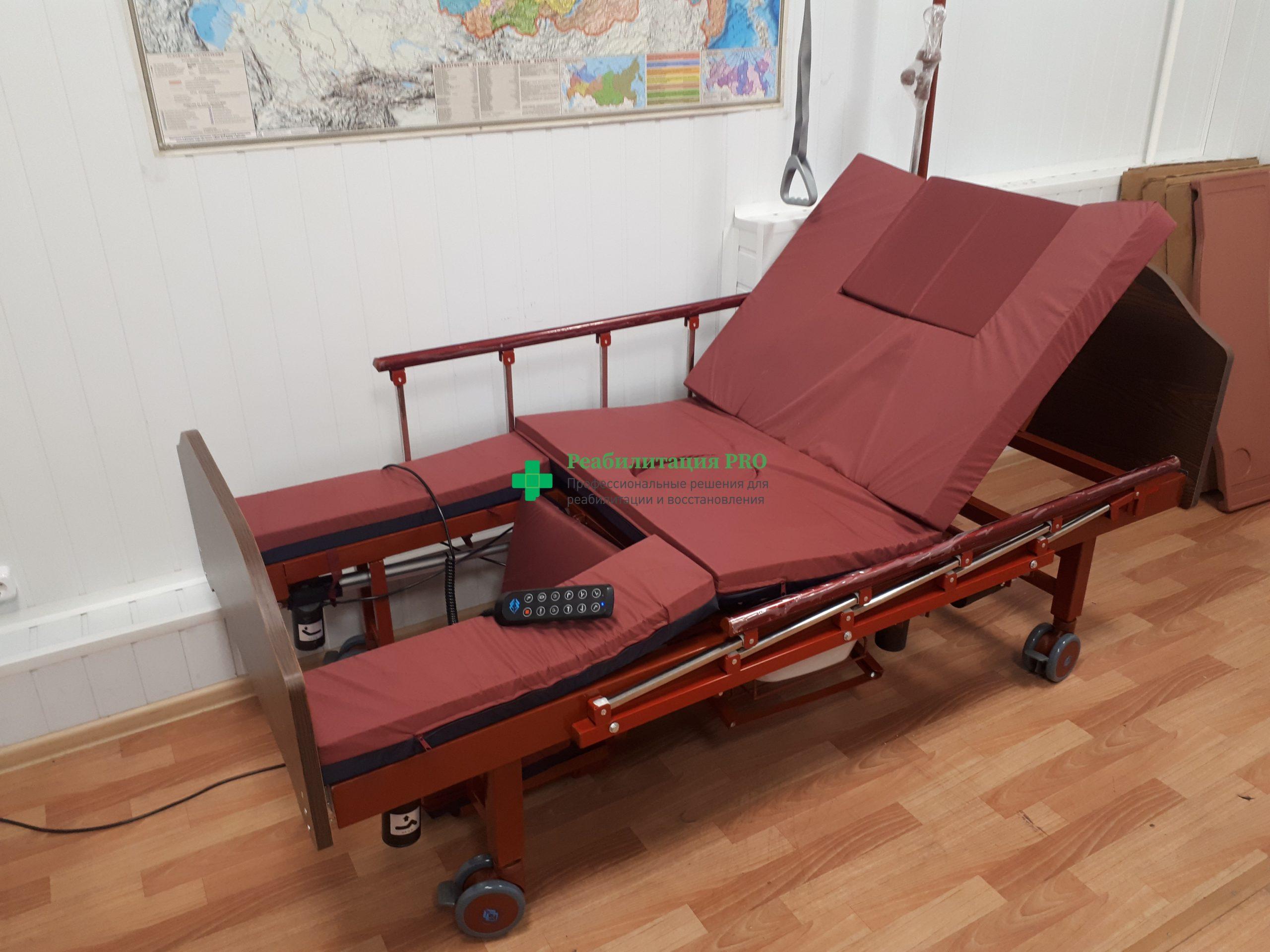 Кровать электрическая КМР-07
