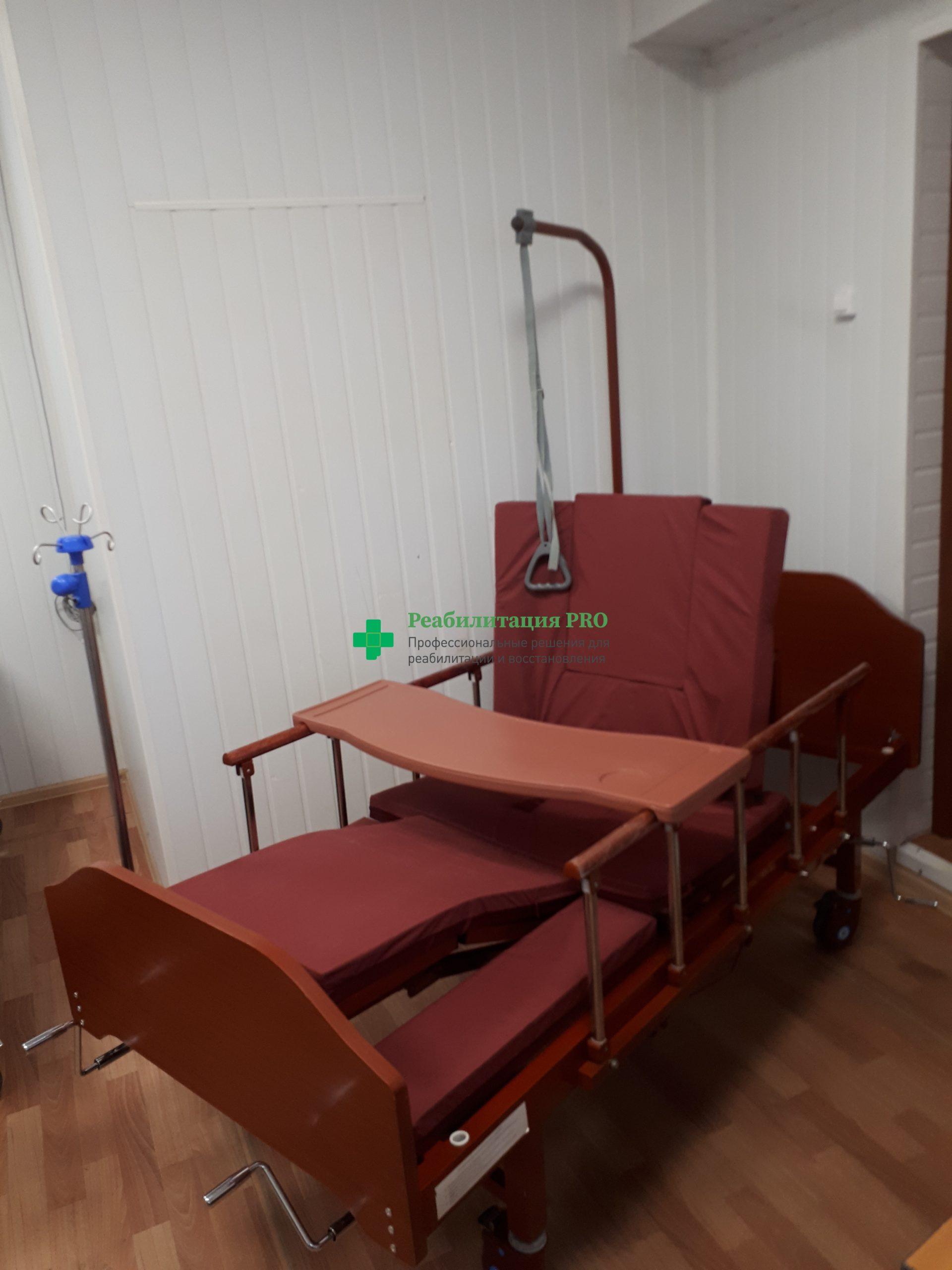 Кровать механическая КМР-05