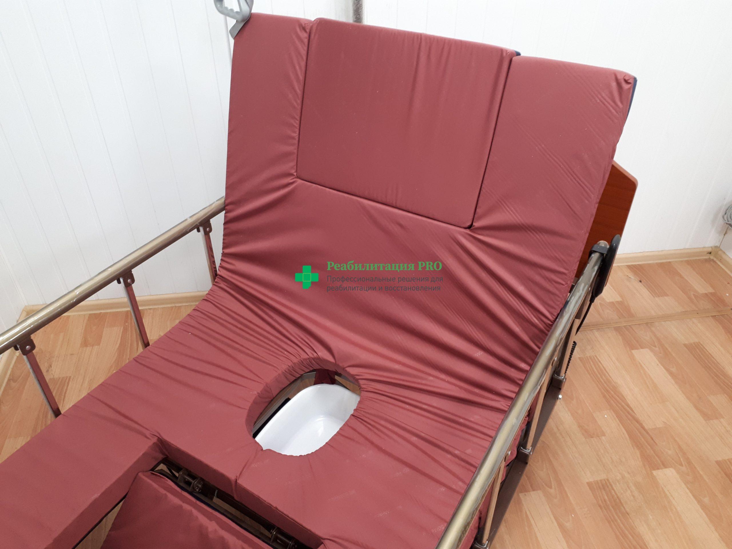 Кровать электрическая КМР-06
