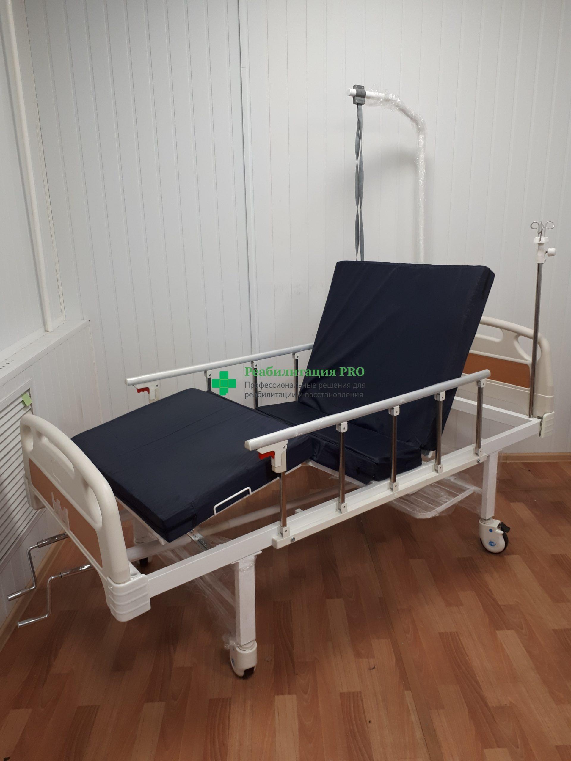 Кровать механическая КМР-04