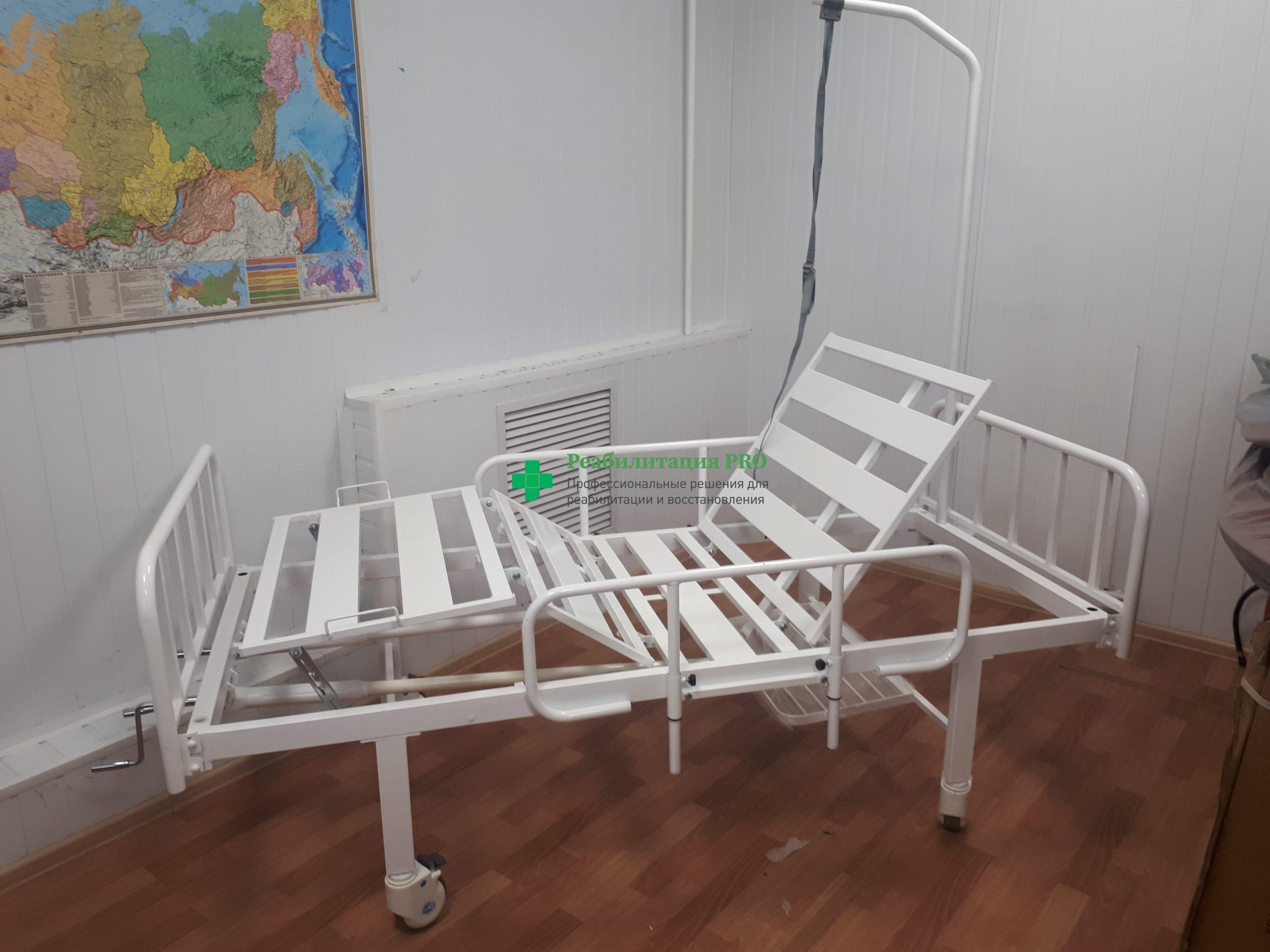 Кровать механическая КМР-12