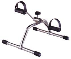 Велотренажер складной для верхних и нижних частей тела (простой педальный тренажер) LY-901