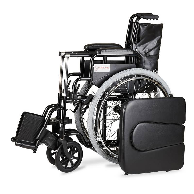 Кресло-коляска для инвалидов Н 011А