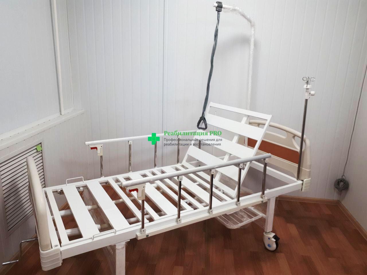 Кровать механическая КМР-10