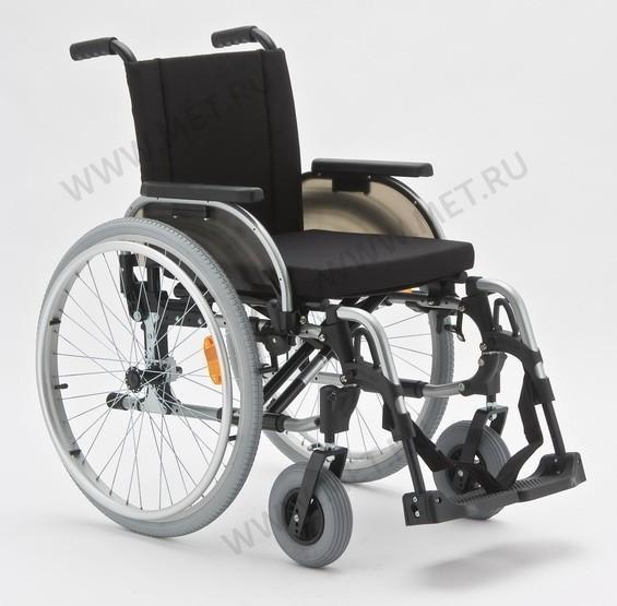 Otto Bock START ПНЕВМО КОЛЕСА Кресло-коляска прогулочное с шириной сиденья 45,5 см