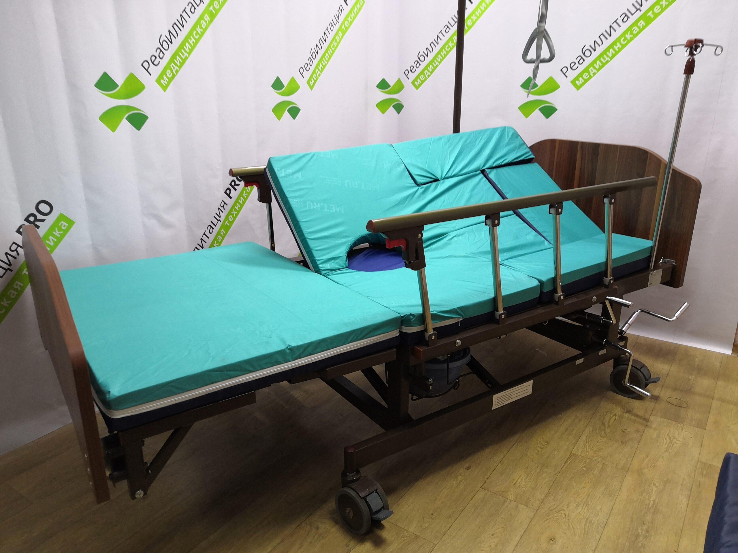 Кровать механическая РПРО-03