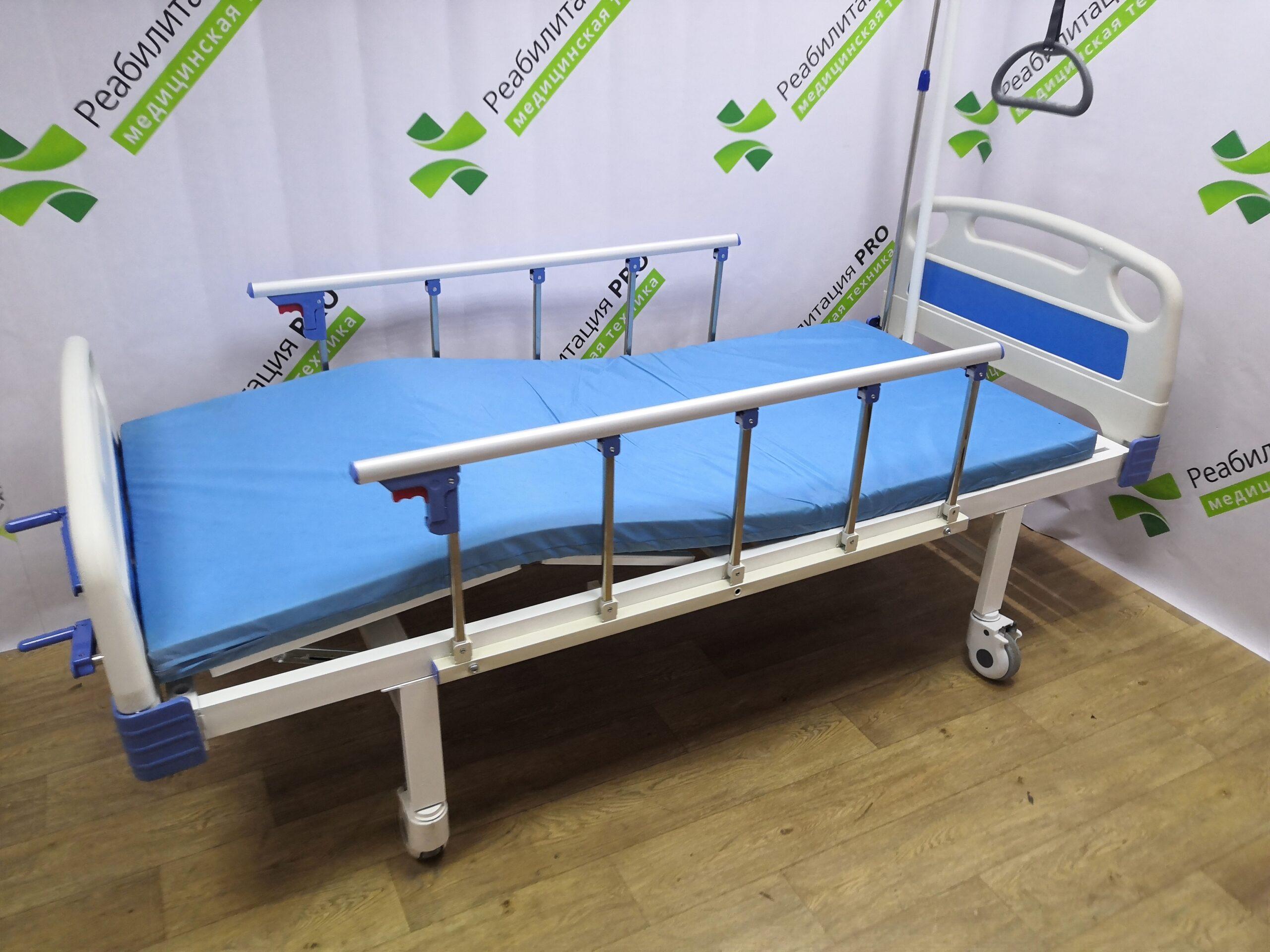 Кровать механическая РПРО-04
