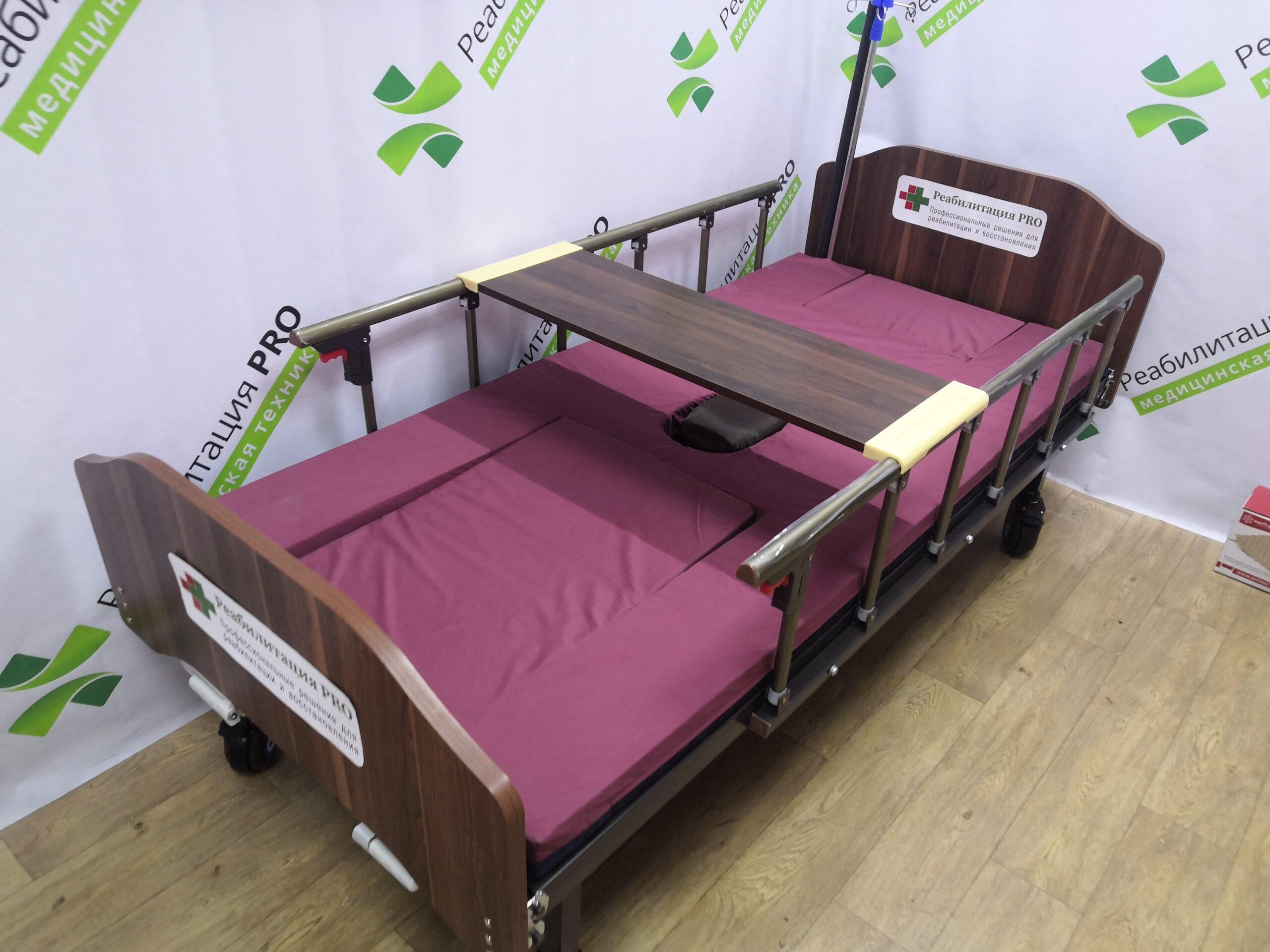 Кровать механическая РПРО-05