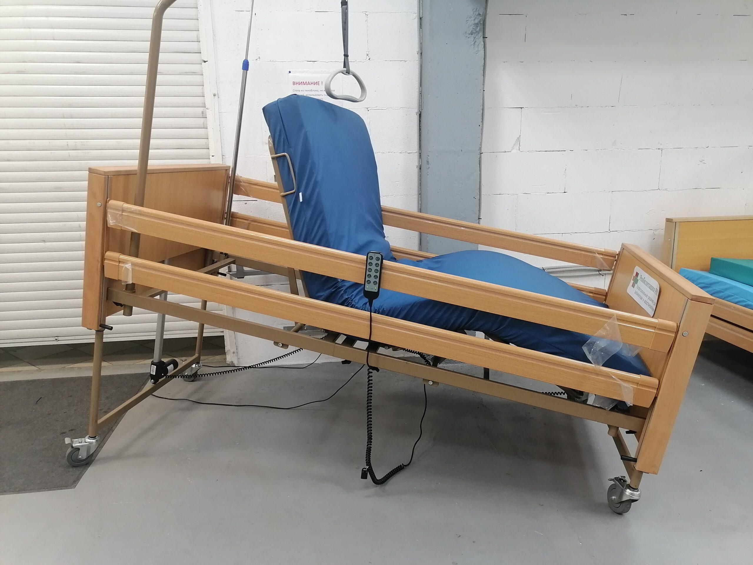 Кровать электрическая РПРО-14