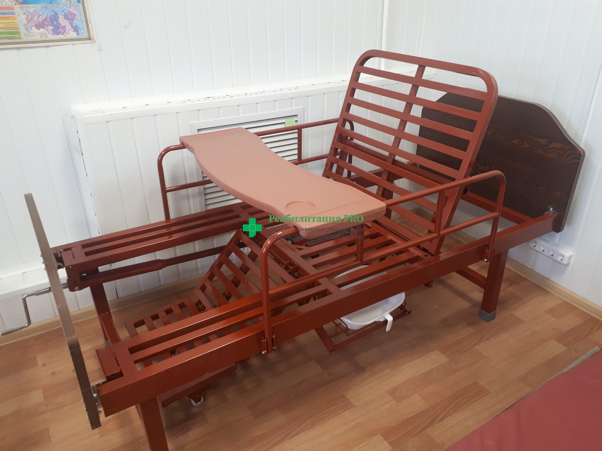 Кровать механическая КМР-02