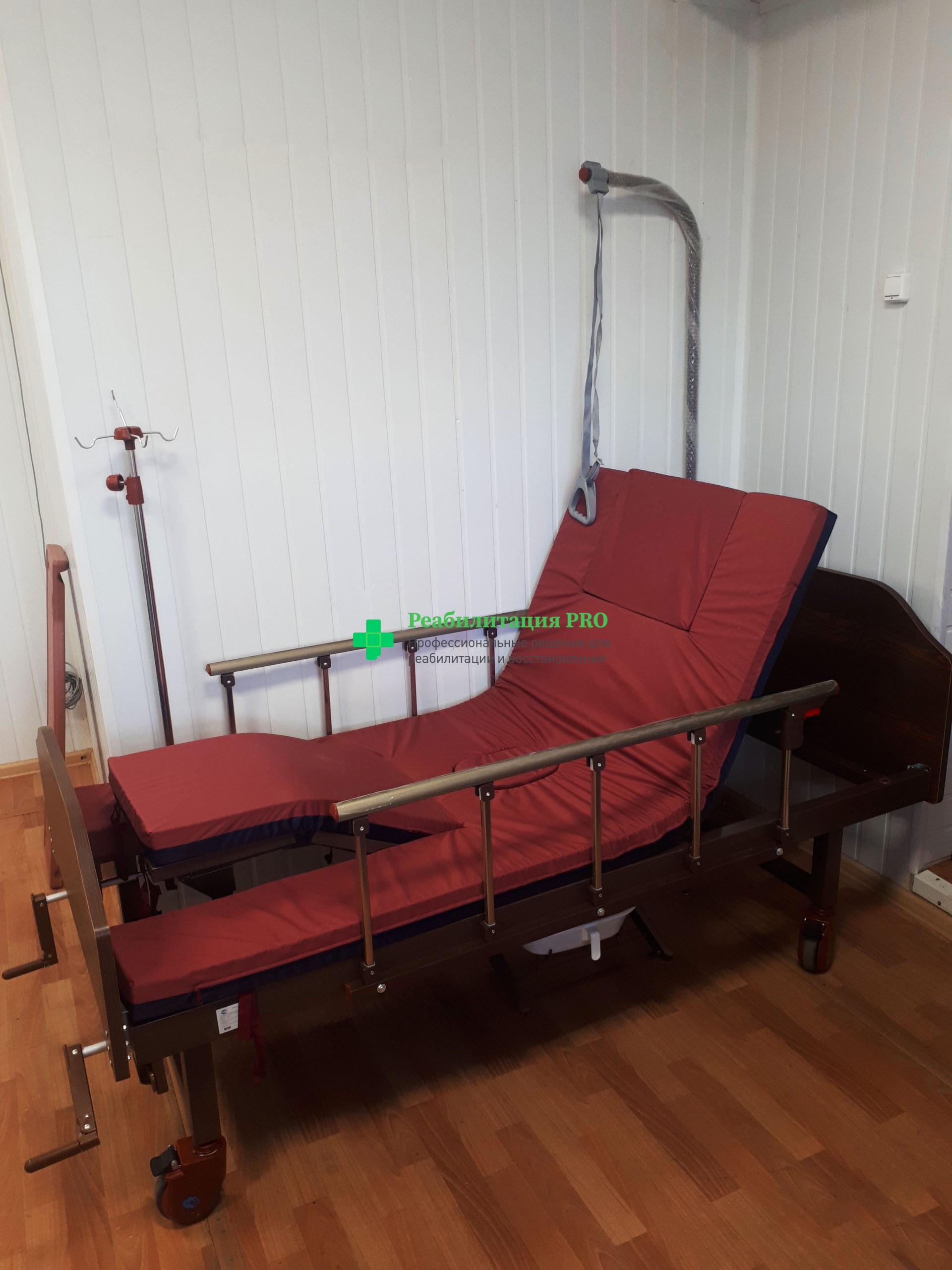 Кровать механическая КМР-01