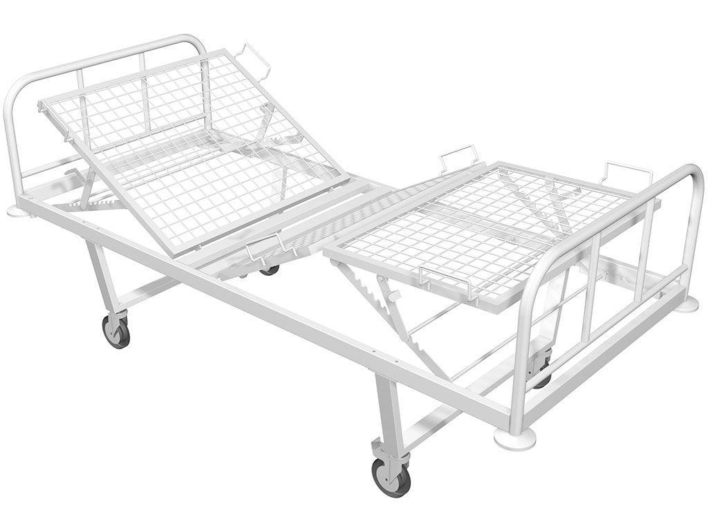 Кровать механическая КМР-15