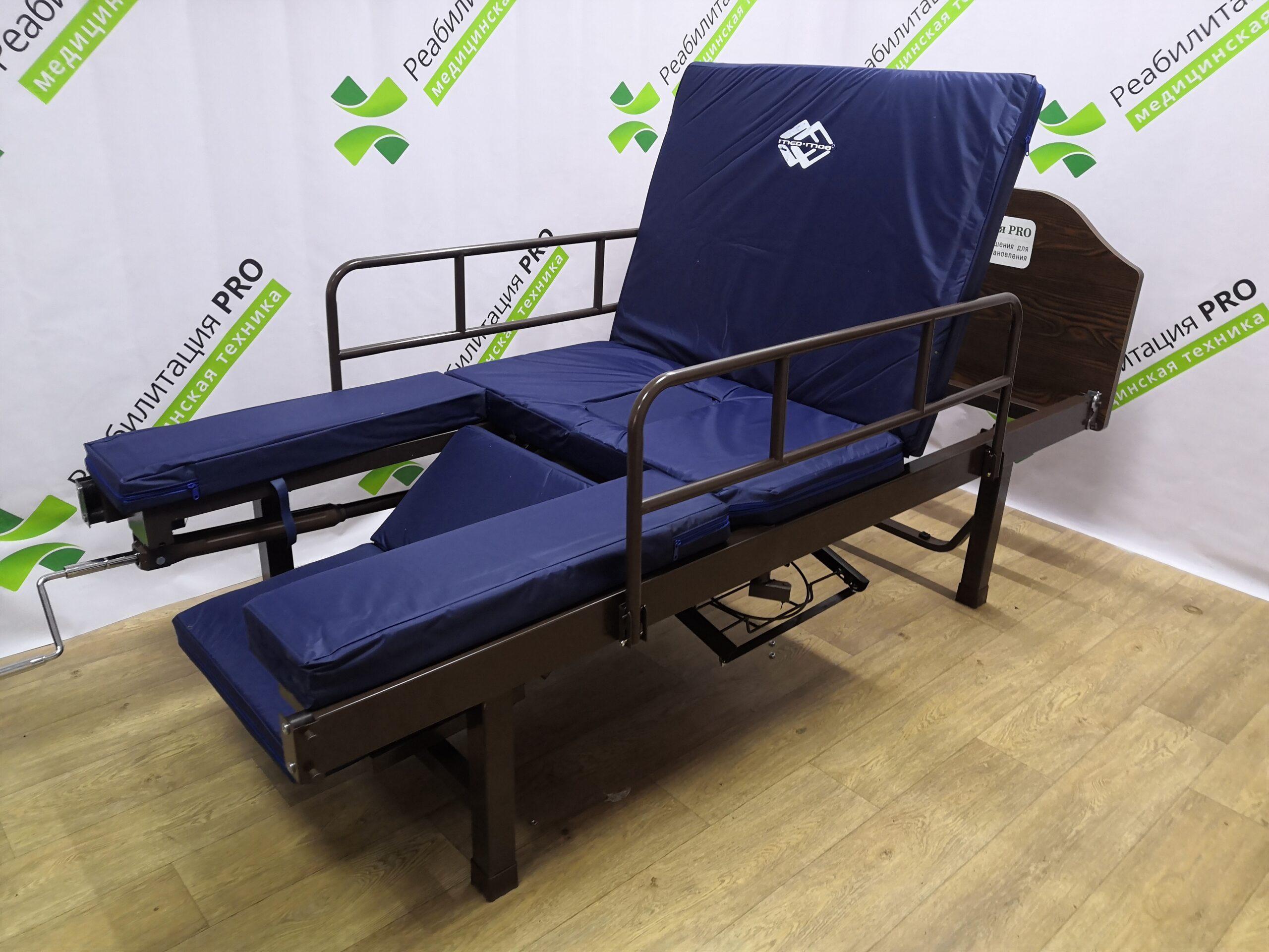 Кровать механическая РПРО-02