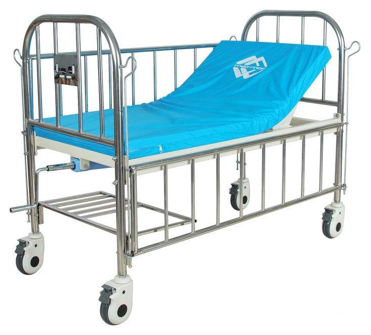 Кровать медицинская детская функциональная КМФ-04 (мини)
