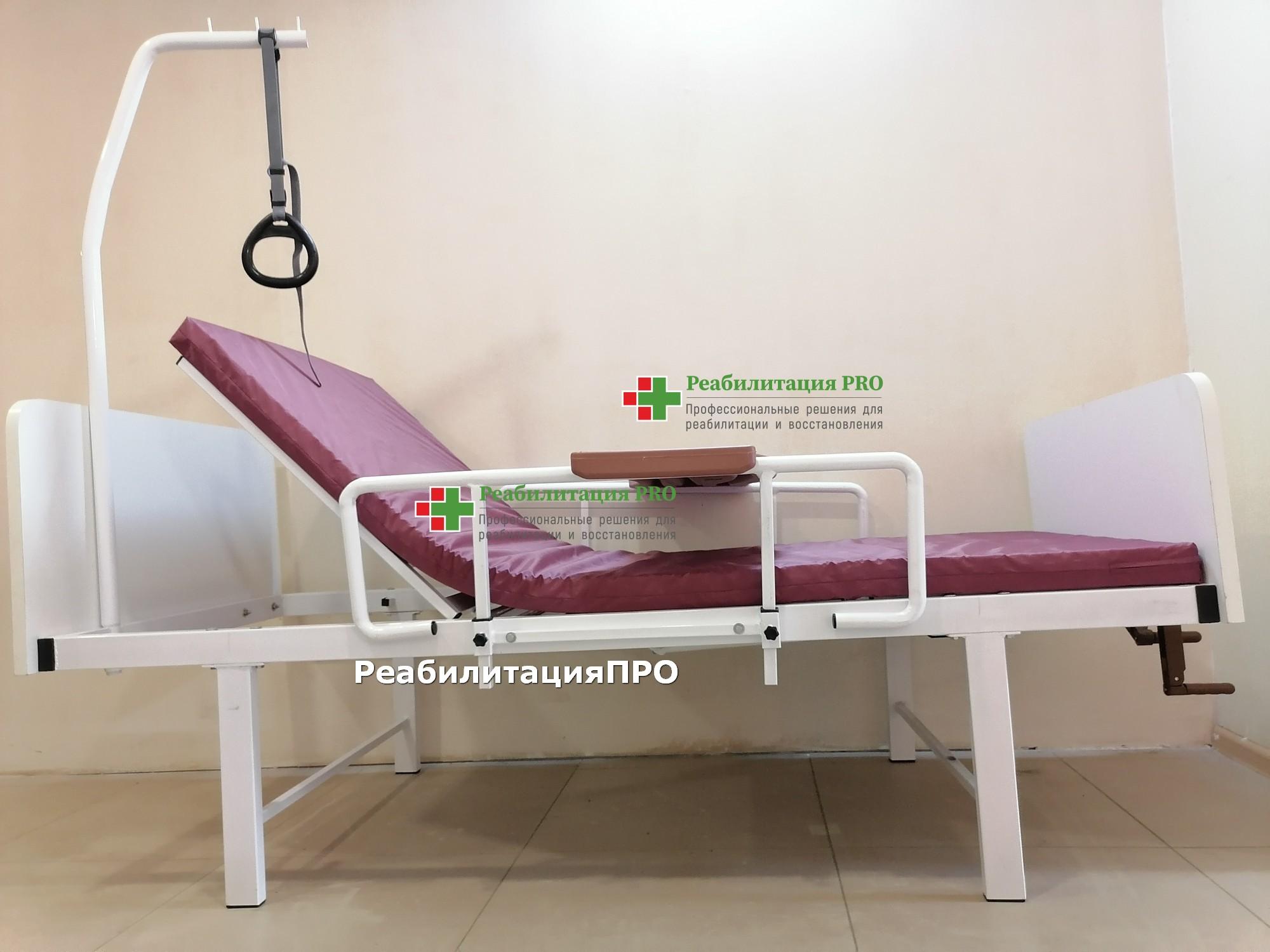 Кровать механическая КПС-12